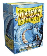 acceder a la fiche du jeu Dragon Shield - Standard Protèges cartes - Blue (x100)