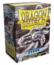 acceder a la fiche du jeu Dragon Shield - Standard Protèges cartes - Clear (x100)