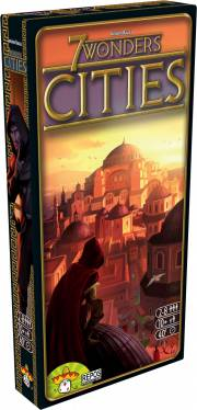acceder a la fiche du jeu 7 Wonders - Cities