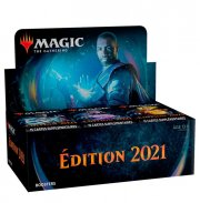 acceder a la fiche du jeu 1 booster Magic the Gathering : Core Set 2021 (VF)