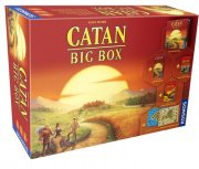 acceder a la fiche du jeu Catan - Big Box