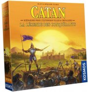acceder a la fiche du jeu Catan : La Legende des Conquerants (Extension)