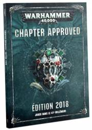 acceder a la fiche du jeu WARHAMMER 40000 : CHAPTER APPROVED (VF)