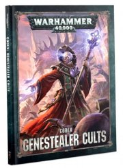 acceder a la fiche du jeu CODEX : GENESTEALER CULTS (VF)
