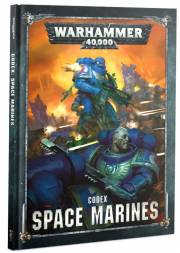 acceder a la fiche du jeu CODEX: SPACE MARINES (VF)