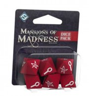 acceder a la fiche du jeu Mansions of Madness Dice Pack