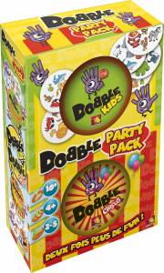 acceder a la fiche du jeu Dobble Party Pack