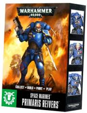 acceder a la fiche du jeu Easy To Build PRIMARIS REIVERS