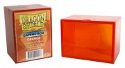 acceder a la fiche du jeu Dragon Shield - Gaming Box - Orange (boite de rangement)