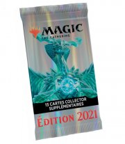 acceder a la fiche du jeu MTG : Core Set 2021 Collector Booster FR