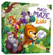 acceder a la fiche du jeu MAGIC MAZE KIDS