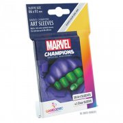 acceder a la fiche du jeu Gamegenic - Marvel Champions Art Sleeves - She-Hulk (50+1 Sleeves)
