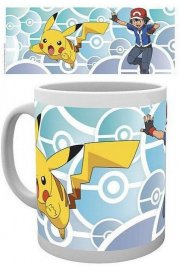 acceder a la fiche du jeu MUG - Pokemon I choose you