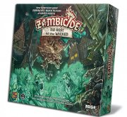 acceder a la fiche du jeu Zombicide Black Plague : No rest for the wicked (VF)