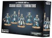 acceder a la fiche du jeu THOUSAND SONS SCARAB OCCULT TERMINATORS