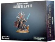 acceder a la fiche du jeu Chaos Space Marines Abaddon the Despoiler