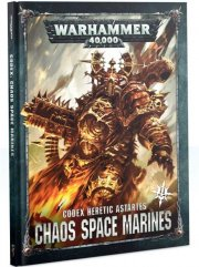 acceder a la fiche du jeu Codex : Chaos Space Marines