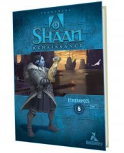 acceder a la fiche du jeu SHAAN SUPPLEMENT 6 ITINERANCES TOME 1