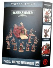 acceder a la fiche du jeu START COLLECTING! ADPETUS MECHANICUS