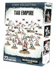 acceder a la fiche du jeu START COLLECTING! TAU EMPIRE