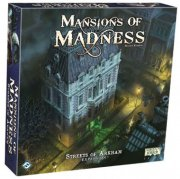 acceder a la fiche du jeu Mansions of Madness Streets of Arkham Expansion (VO)