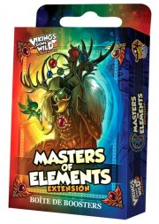 acceder a la fiche du jeu VIKINGS GONE WILD - MASTERS OF ELEMENTS BOOSTER
